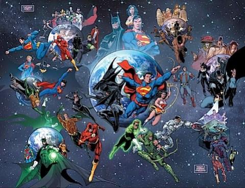Lots of alternative heroes
