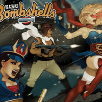 Weekly Wonder Woman: DC Comics: Bombshells #32-33, Injustice: Gods Among Us: Year 5 #11, Justice League #48, Superman #49, Superman-Wonder Woman #26, Teen Titans #17, The Legend of Wonder Woman #16-17, Wonder Woman '77 #16-17
