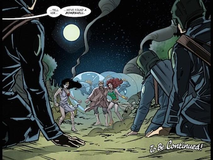 Wonder Woman is a bombshell