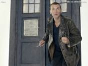 Christopher Eccleston in Doctor Who