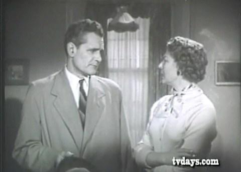 Donald Gray as Mark Saber