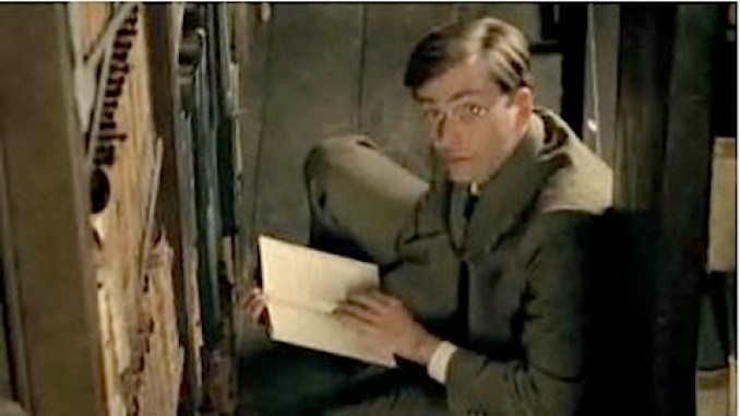 David Tennant in Einstein and Eddington