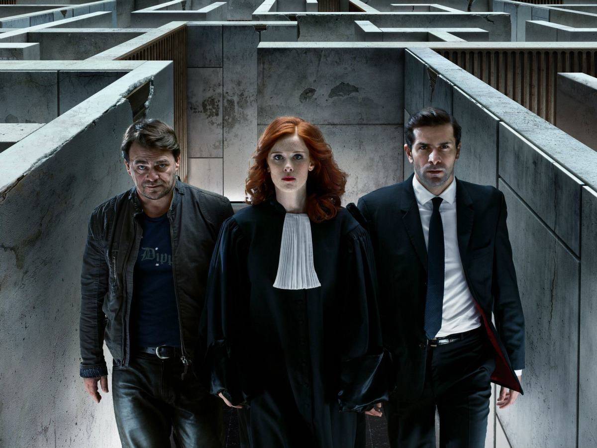 Review: Engrenages (Spiral) 4x9-4x12 (France: Canal+; UK: BBC Four)