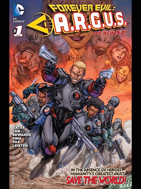 Forever Evil: Argus #1