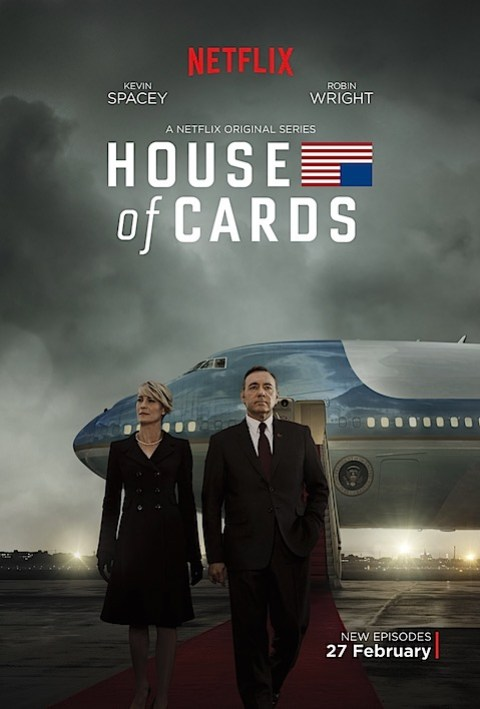 Season three of House of Cards