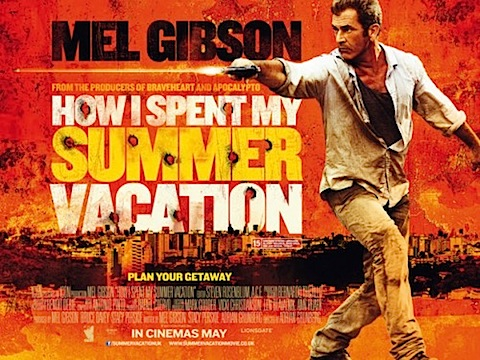 Why did they change the title of Mel Gibson's Get The Gringo?
