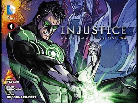 Injustice: Gods Among Us Year 2 #4