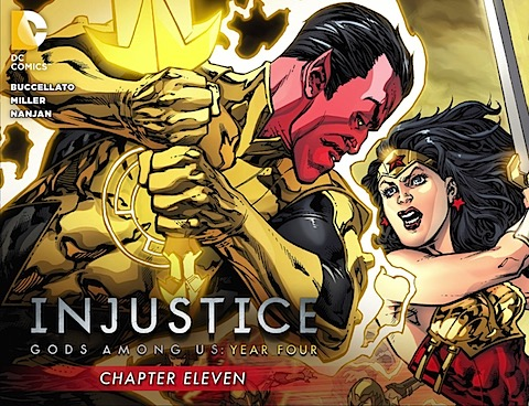 Injustice: Gods Among Us: Year 4 #11
