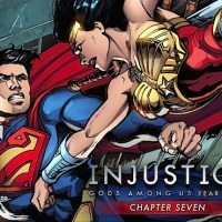 Weekly Wonder Woman: Sensation Comics #38, Injustice: Gods Among Us #6