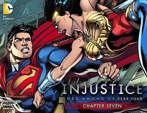 Injustice: Gods Among Us: Year 4 #6