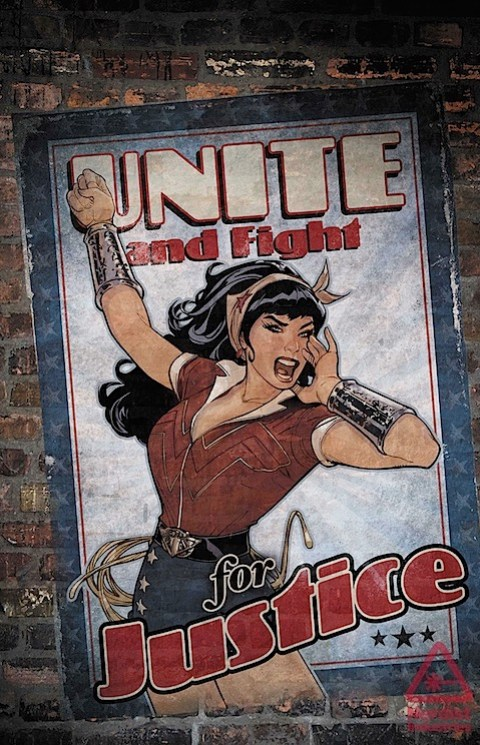 Unite and fight for justice
