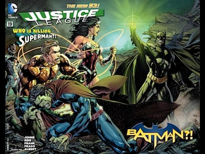 Batman will kill Superman