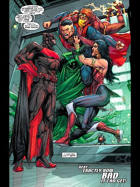 Justice League 3000 Wonder Woman
