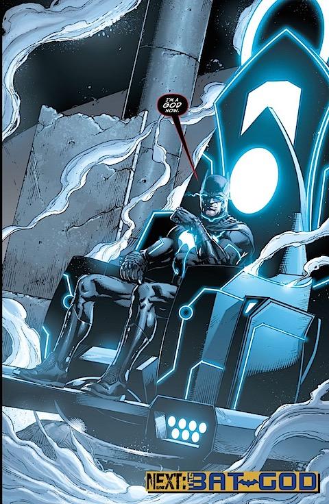 Batman is a New God