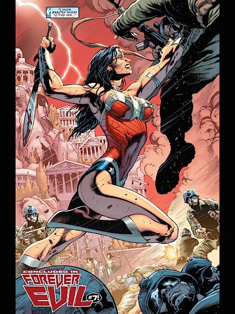 Wonder Woman is needed