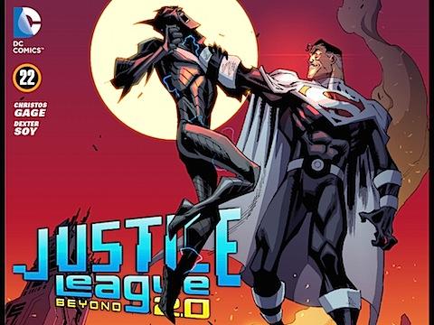 Justice League Beyond #22