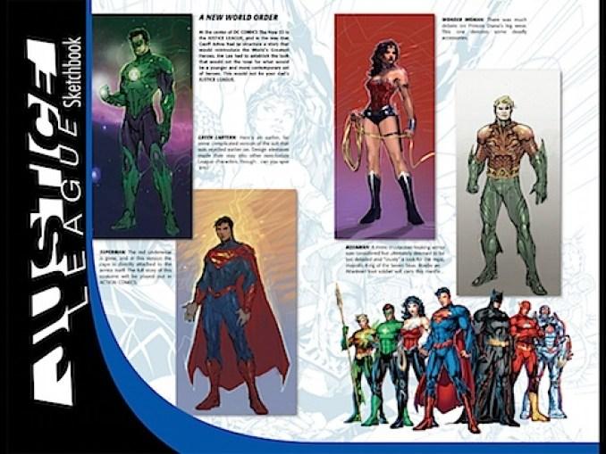 Justice League Wonder Woman art