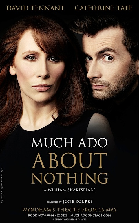 Much Ado About Nothing with David Tennant and Catherine Tate