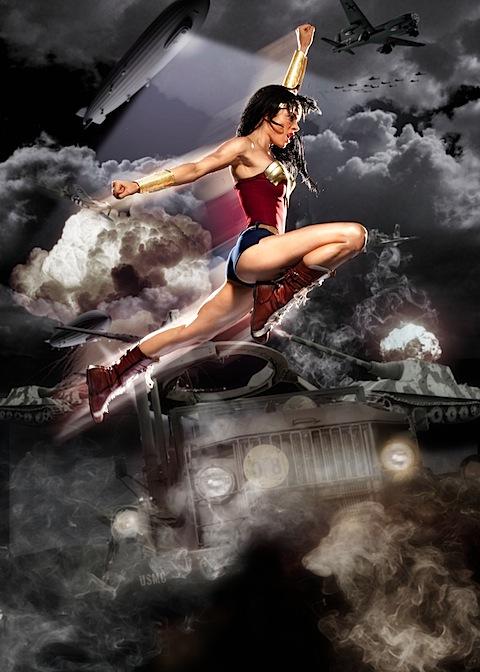 Wonder Woman fan movie