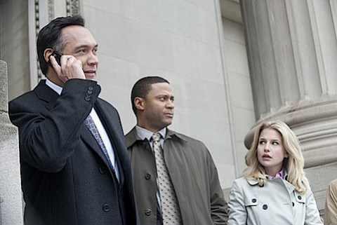 Jimmy Smits in Outlaw