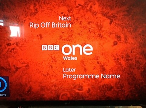 Programme Name is on next