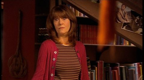 Sarah Jane and the Doctor Who references of Doom