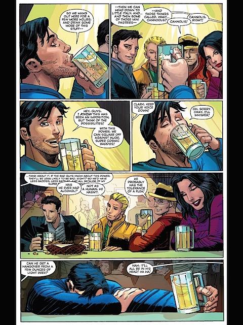 Drunk Clark