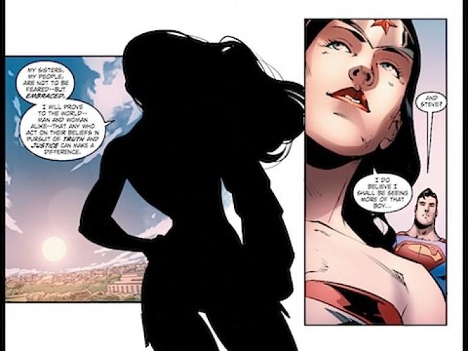 Steve Trevor will be seeing more of Wonder Woman