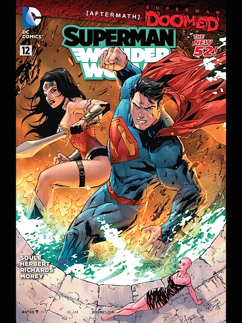 Superman/Wonder Woman #12