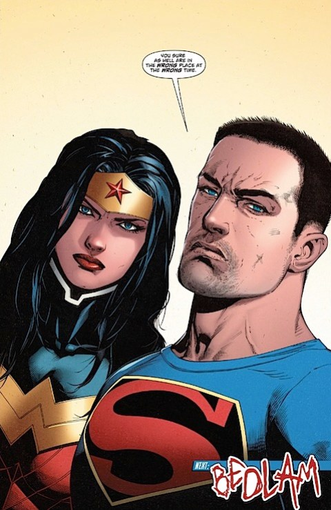 Diana and Clark