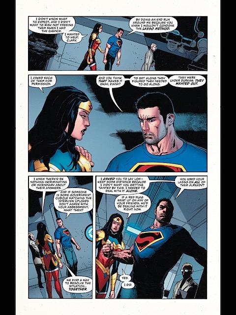 Clark's a dick