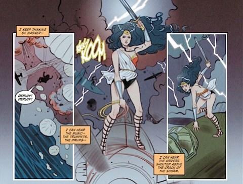Marguerite Sauvage's Wonder Woman