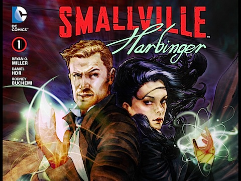 Smallville: Harbinger