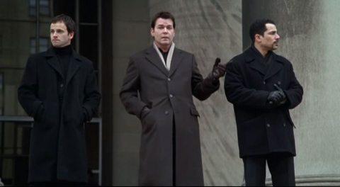 Ray Liotta and Jonny Lee Miller