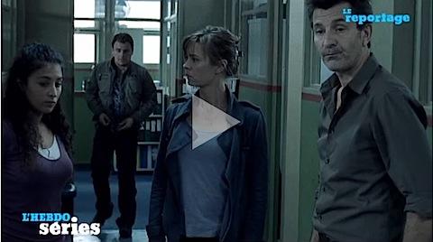 Spiral series 3 on L'Hebdo Séries
