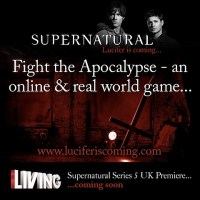 Supernatural - season five in the UK: a trailer, an online game and the devil speaking to you