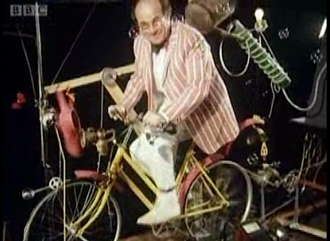 The Great Egg Race with Heinz Wolff