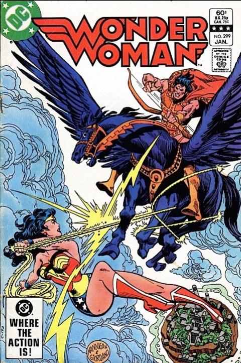 Wonder Woman #299