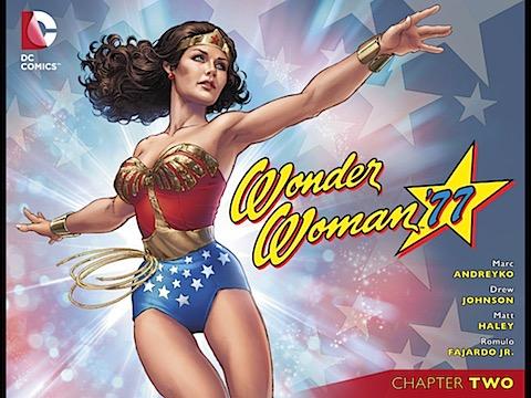 Wonder Woman '77 #2