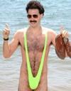 Borat at Cannes