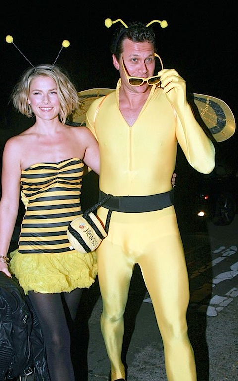 Ali Larter as a bee