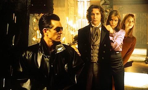 Clara in the TV Movie