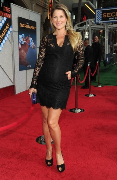 Ali Larter at the Secretariat premiere
