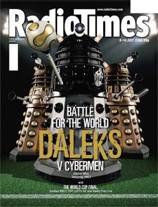 Dalek front cover