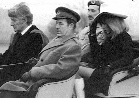 Liz Shaw in Ambassadors of Death
