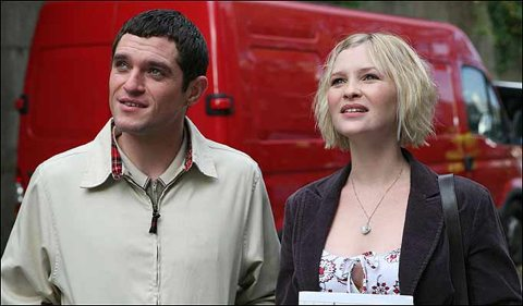 Matthew Horne and Joanna Page in Gavin & Stacey