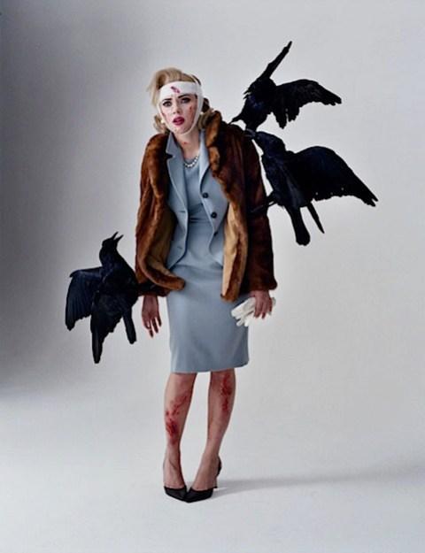 Scarlett Johansson plays Tippi Hedren