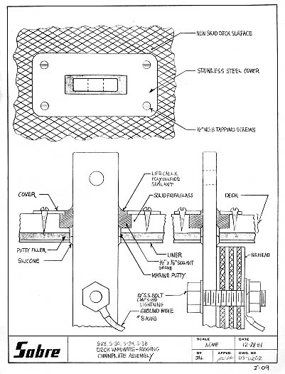 Sabre 30 Owners Manual