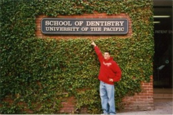 UOP in San Francisco was my dream dental school