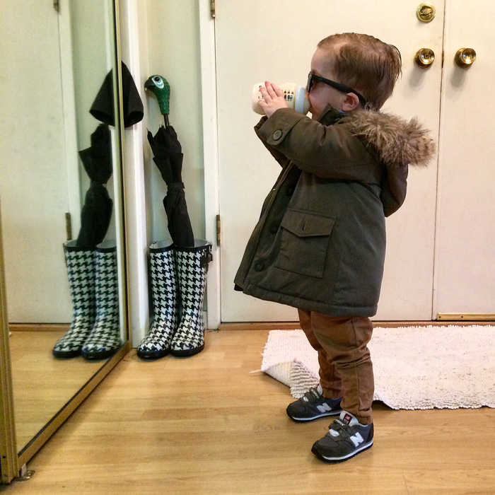 H&M Pants, My Toddler's Obsession | The Modern Dad